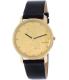 Bulova Men's 97D105 Black Leather Quartz Watch - Main Image Swatch