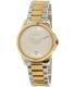 Gucci Women's G-Timeless YA126531 Silver Stainless-Steel Quartz Watch - Main Image Swatch