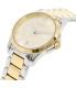 Gucci Women's G-Timeless YA126531 Silver Stainless-Steel Quartz Watch - Side Image Swatch