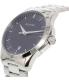 Gucci Men's G-Timeless YA126441 Silver Stainless-Steel Swiss Quartz Watch - Side Image Swatch