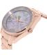 Fossil Women's Other-La BQ1681 Bronze Stainless-Steel Quartz Watch - Side Image Swatch