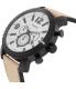Fossil Men's Gage BQ2051 Brown Leather Quartz Watch - Side Image Swatch