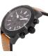Fossil Men's BQ2056 Brown Leather Quartz Watch - Side Image Swatch