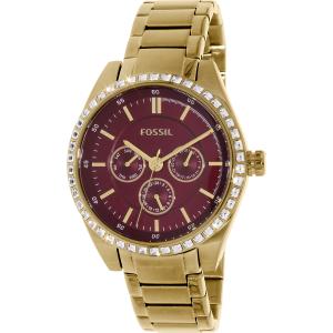 Fossil Women's BQ3040 Bronze Stainless-Steel Quartz Watch