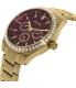 Fossil Women's BQ3040 Bronze Stainless-Steel Quartz Watch - Side Image Swatch