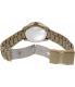Fossil Women's BQ3043 Gold Stainless-Steel Quartz Watch - Back Image Swatch