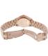 Nixon Women's Kensington A3611045 Rose Gold Stainless-Steel Quartz Watch - Back Image Swatch