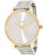 Nixon Women's Kensington A0992062 Silver Stainless-Steel Quartz Watch - Main Image Swatch
