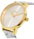 Nixon Women's Kensington A0992062 Silver Stainless-Steel Quartz Watch - Side Image Swatch