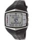 Polar Men's Heart Rate Monitor FT60F-BLK Black Rubber Quartz Watch - Main Image Swatch