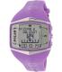 Polar Women's Heart Rate Monitor FT60F-LIL Purple Rubber Quartz Watch - Main Image Swatch