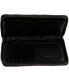 Marc by Marc Jacobs Women's Crosby Quilt Wingman Wallet Leather Wrislet Baguette - Back Image Swatch