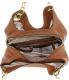 Michael Kors Women's Large Fulton Shoulder Tote Leather Top-Handle Hobo - Back Image Swatch