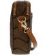 Fossil Women's Sydney Crossbody Bag Leather Cross-Body Baguette - Side Image Swatch