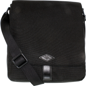 Fossil Men's Fabric Messenger Bag