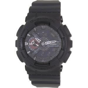 Casio Men's G-Shock GA110MB-1A Black Rubber Quartz Watch