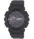 Casio Men's G-Shock GA110MB-1A Black Rubber Quartz Watch - Main Image Swatch