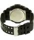 Casio Men's G-Shock GA300BA-1A Black Plastic Quartz Watch - Back Image Swatch