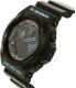Casio Men's G-Shock GA300BA-1A Black Plastic Quartz Watch - Side Image Swatch