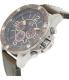 Armani Exchange Men's AX1518 Brown Leather Quartz Watch - Side Image Swatch