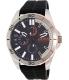 Hugo Boss Men's Orange 1513290 Black Silicone Quartz Watch - Main Image Swatch
