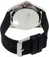 Hugo Boss Men's Orange 1513290 Black Silicone Quartz Watch - Back Image Swatch