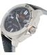 Hugo Boss Men's Sao Paulo 1513295 Black Leather Quartz Watch - Side Image Swatch