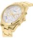 Fossil Women's Perfect Boyfriend ES3884 Gold Stainless-Steel Quartz Watch - Side Image Swatch