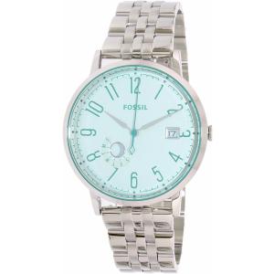 Fossil Men's Vintage Muse ES3956 Silver Stainless-Steel Quartz Watch