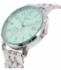 Fossil Men's Vintage Muse ES3956 Silver Stainless-Steel Quartz Watch - Side Image Swatch