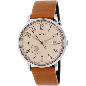 Fossil Women's Vintage Muse ES3958 Brown Leather Quartz Watch