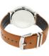 Fossil Women's Vintage Muse ES3958 Brown Leather Quartz Watch - Back Image Swatch