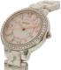 Fossil Women's Virginia ES3962 Silver Stainless-Steel Quartz Watch - Side Image Swatch