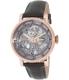 Fossil Women's Original Boyfriend ME3089 Grey Leather Automatic Watch - Main Image Swatch