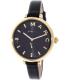 Marc by Marc Jacobs Women's Sally MJ1416 Black Leather Quartz Watch - Main Image Swatch