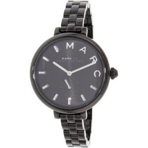 Marc by Marc Jacobs Women's Sally MJ3455 Black Stainless-Steel Quartz Watch