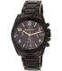 Michael Kors Women's Blair MK6283 Black Stainless-Steel Quartz Watch - Main Image Swatch
