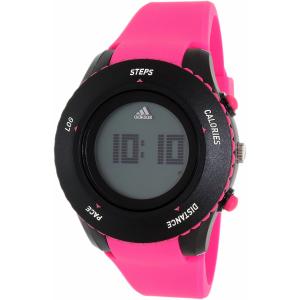 Adidas Women's Yur Mid ADP3202 Black Silicone Quartz Watch