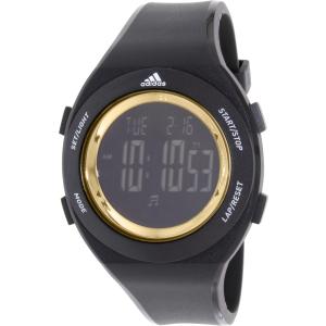 Adidas Men's Yur Basic ADP3208 Black Resin Quartz Watch