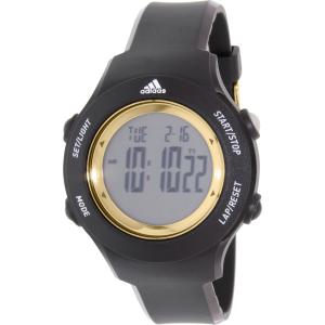 Adidas Women's Yur Basic ADP3212 Black Resin Quartz Watch