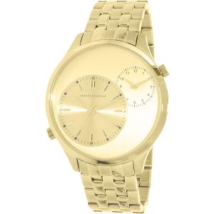 Armani Exchange Men's AX2176 Gold Stainless-Steel Quartz Watch