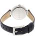 Dkny Women's Stanhope NY2412 Blue Leather Quartz Watch - Back Image Swatch
