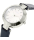 Dkny Women's Stanhope NY2412 Blue Leather Quartz Watch - Side Image Swatch
