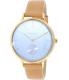 Skagen Women's Anita SKW2407 Brown Leather Quartz Watch - Main Image Swatch