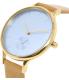 Skagen Women's Anita SKW2407 Brown Leather Quartz Watch - Side Image Swatch