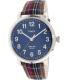 Timex Men's Heritage TW2P69500 Multi Brown Leather Quartz Watch - Main Image Swatch