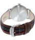 Timex Men's Heritage TW2P69500 Multi Brown Leather Quartz Watch - Back Image Swatch