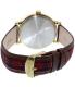 Timex Men's Heritage TW2P69600 Multi Brown Leather Quartz Watch - Back Image Swatch