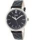Timex Women's Heritage TW2P71100 Black Leather Quartz Watch - Main Image Swatch
