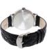 Timex Women's Heritage TW2P71100 Black Leather Quartz Watch - Back Image Swatch